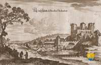 chateau-bourbon-archambault-gravure-merian-israel-sylvestre-1650