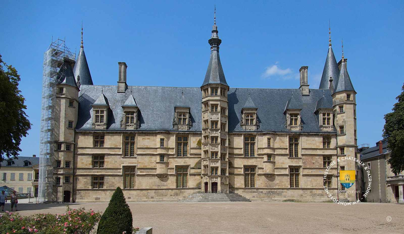 Palais Château Ducal de Nevers