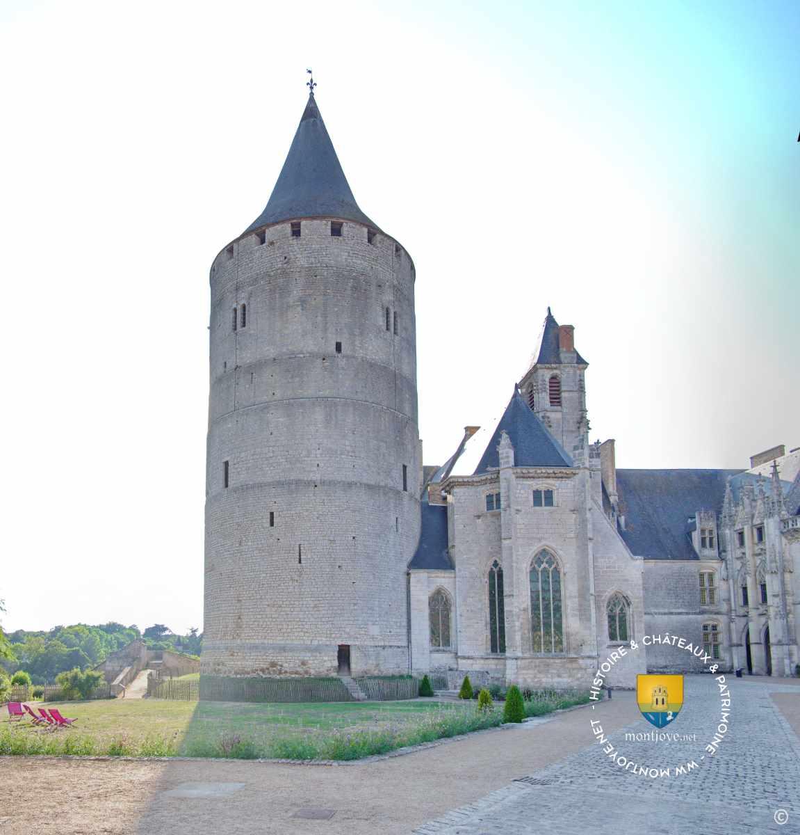 Donjon de Châteaudun