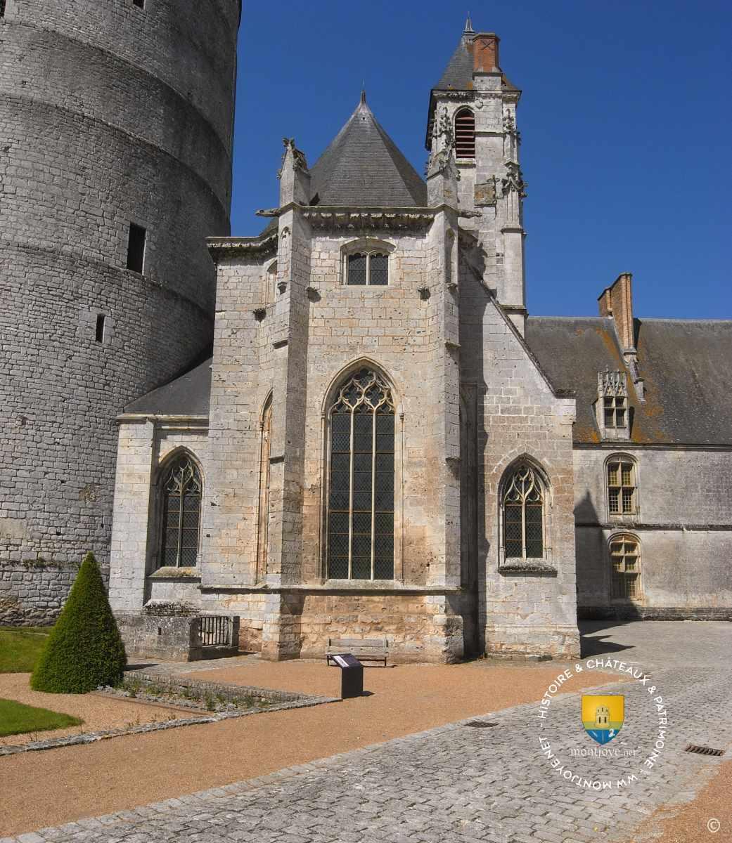 Sainte Chapelle de Châteaudun