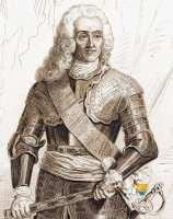 Portrait-XIXe-Jean-Baptiste-Desmarets-De-Maillebois-Marechal-de-France