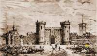 PLESSIS-les-TOURS-Le-Chateau-Entree-porte-XV
