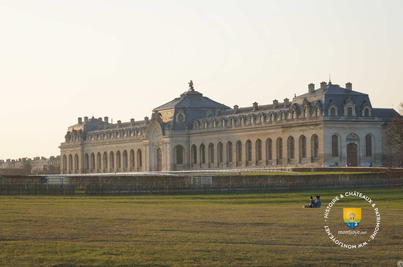 Ecurie de Chantilly, Course Hippique, Hippodrome