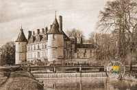 fontenay-tresigny-chateau-carte-postale