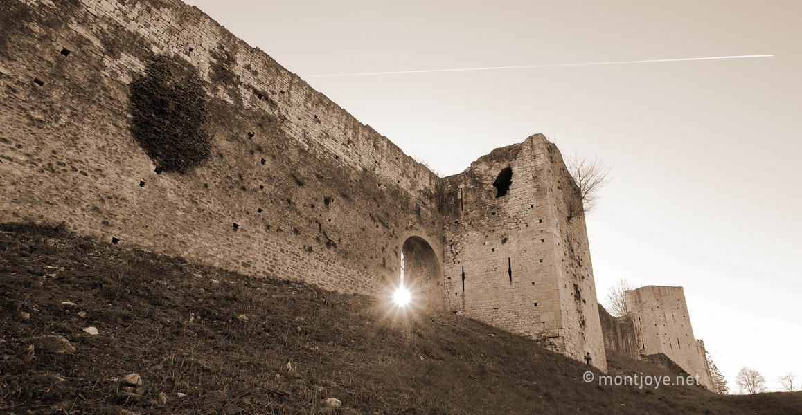 Fortifications de Provins