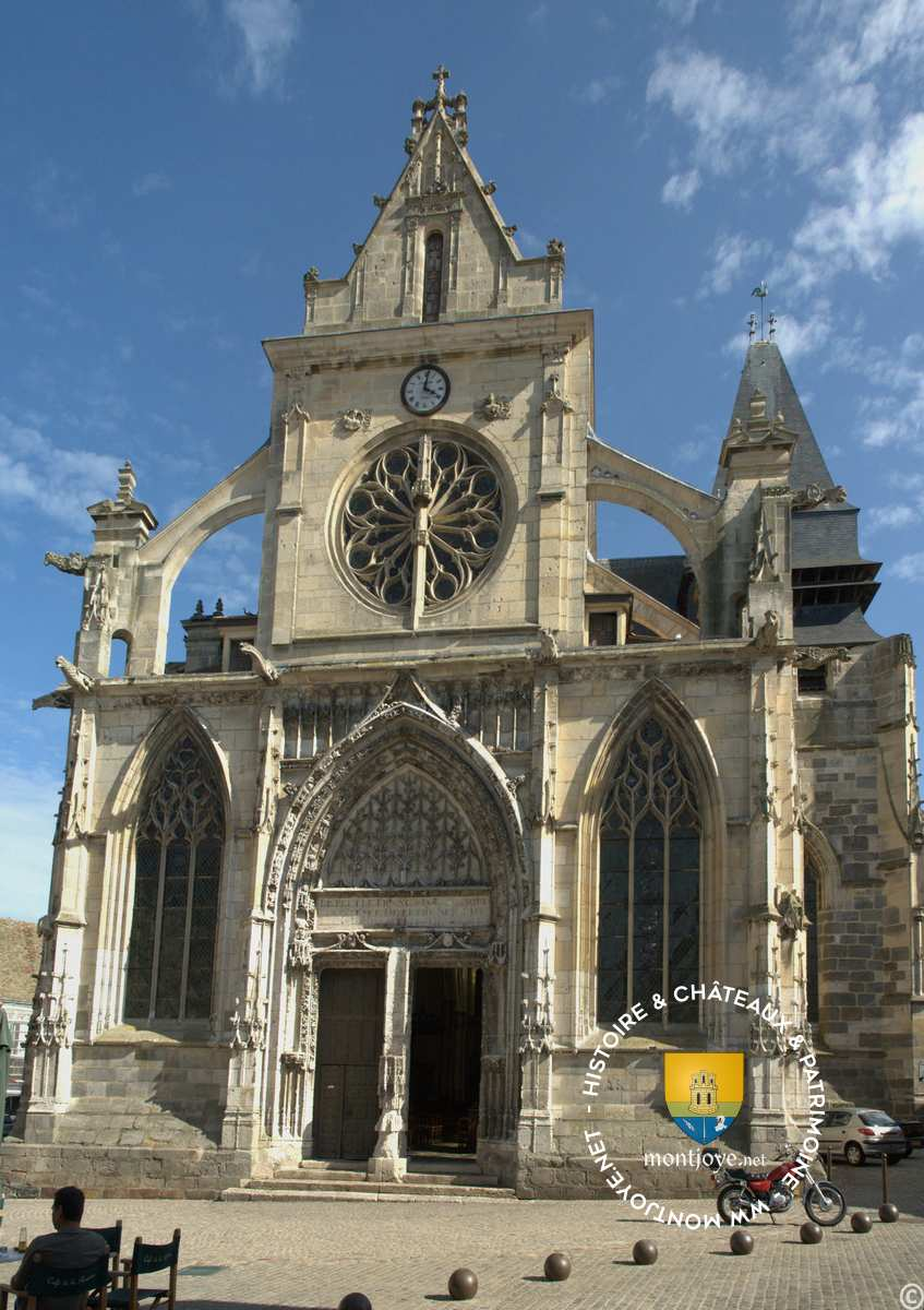 Eglise houdan saint jacques le majeur saint christophe - Eglise la porte ouverte culte en direct ...