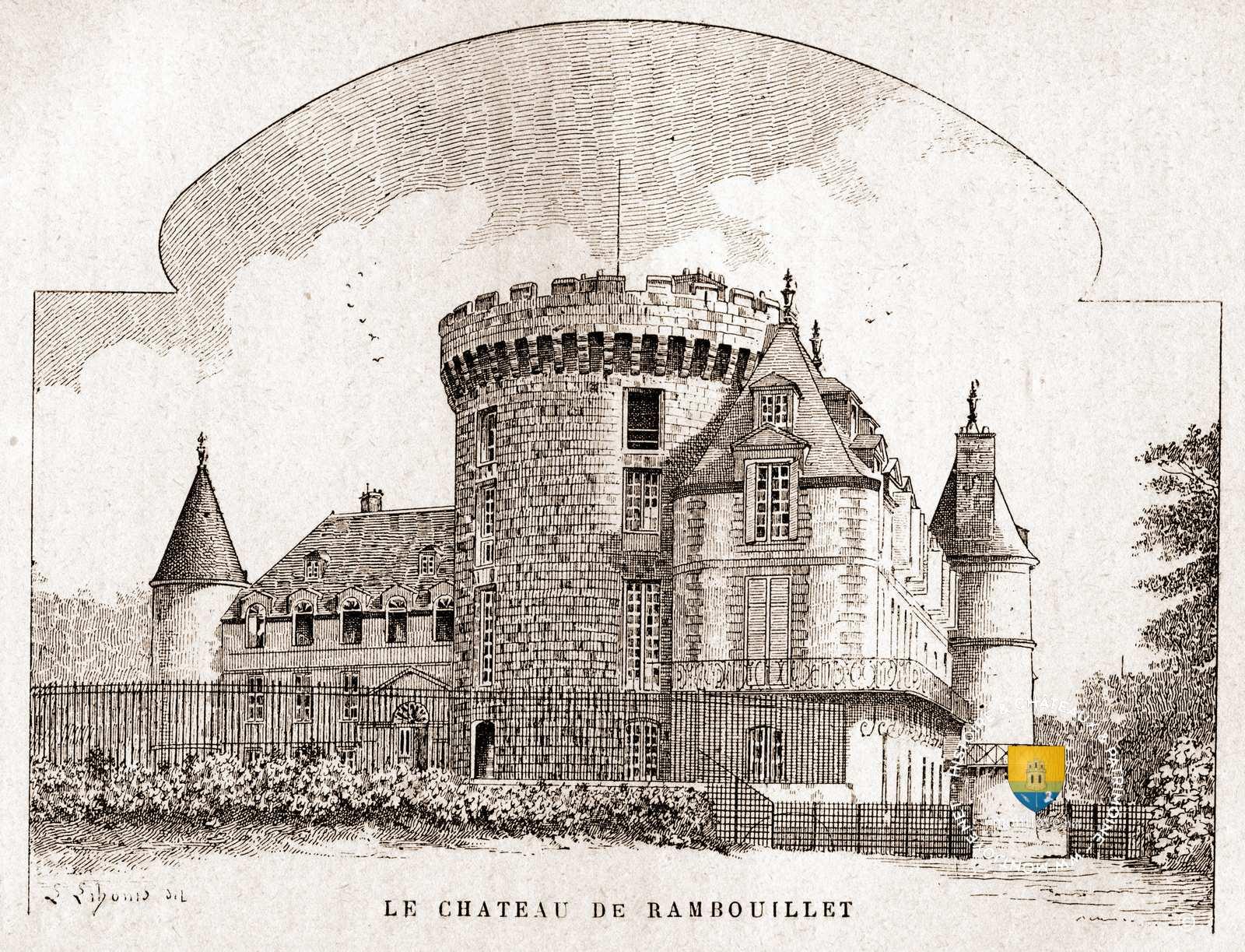 Château de Rambouillet - montjoye.net