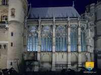 sainte-chapelle-saint-louis-saint-germain-laye-night