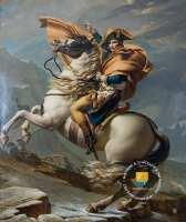 bonparte-franchissant-le-grand-saint-bernard-Jacques-Louis-David