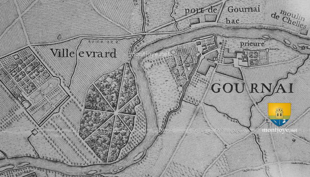 plan ancien gournay sur marne