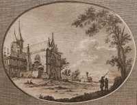 gravure-abbaye-de-saint-maur-israel-sylvestre