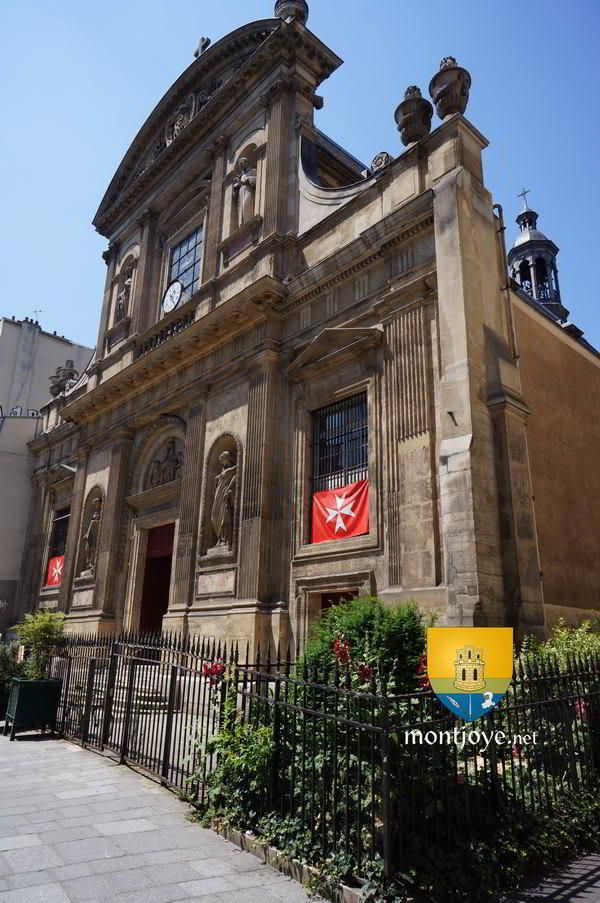 Glise sainte elisabeth rue du temple ordre de malte les eglises de paris - Maison de la hongrie paris ...