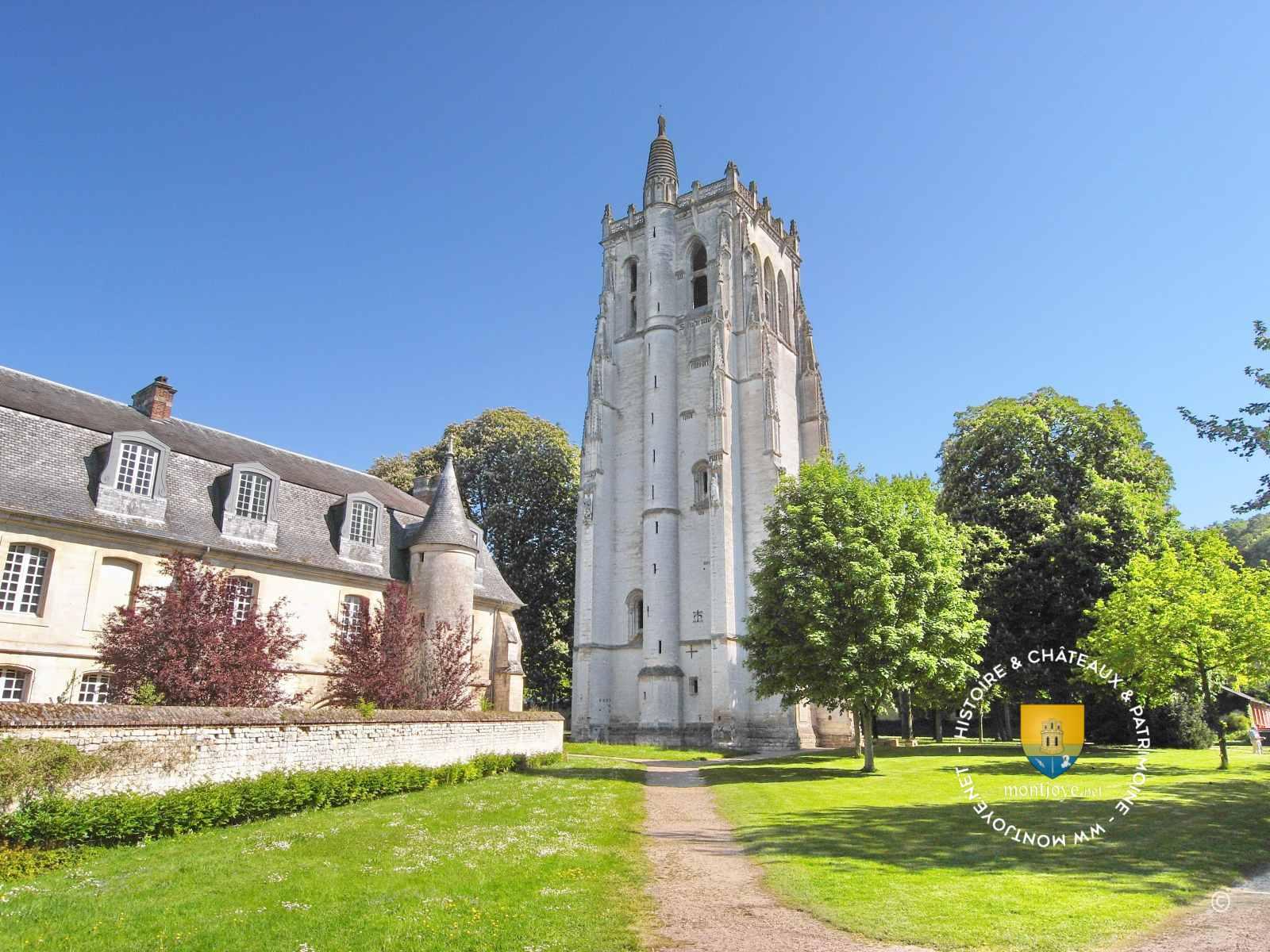 Abbaye du Bec Hellouin Notre Dame du Bec