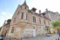 maison-normande-damier-XVIe