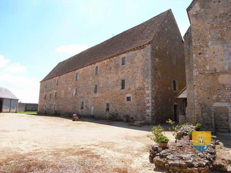Abbaye du bois de Nottonville