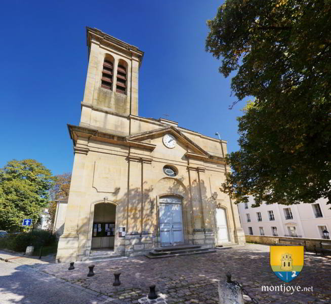Église Saint-Wandrille - Le Pecq