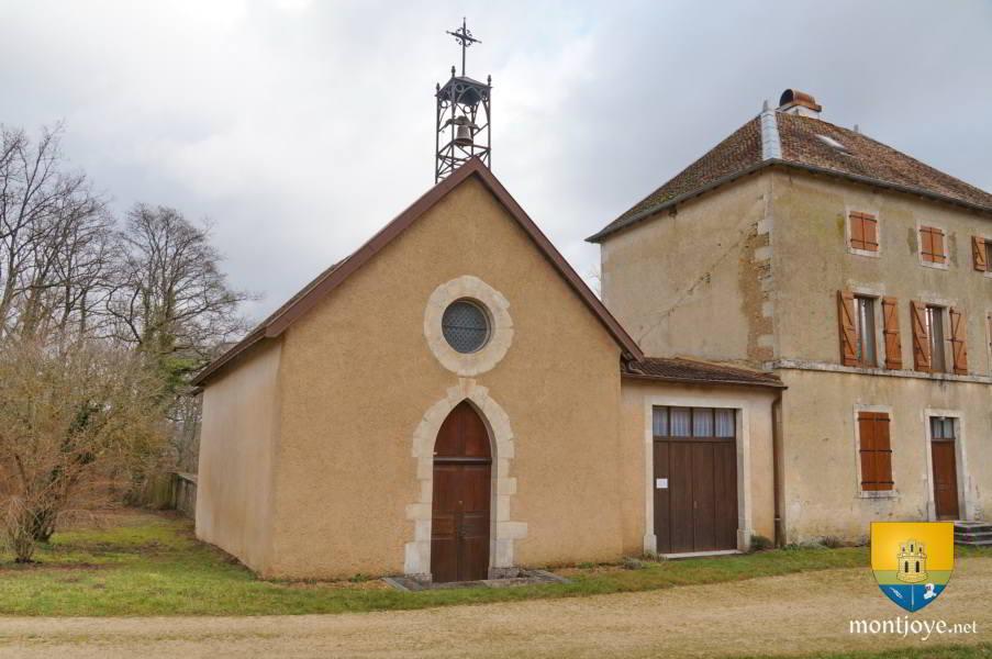 Chapelle Ermitage Notre-Dame de Bermont
