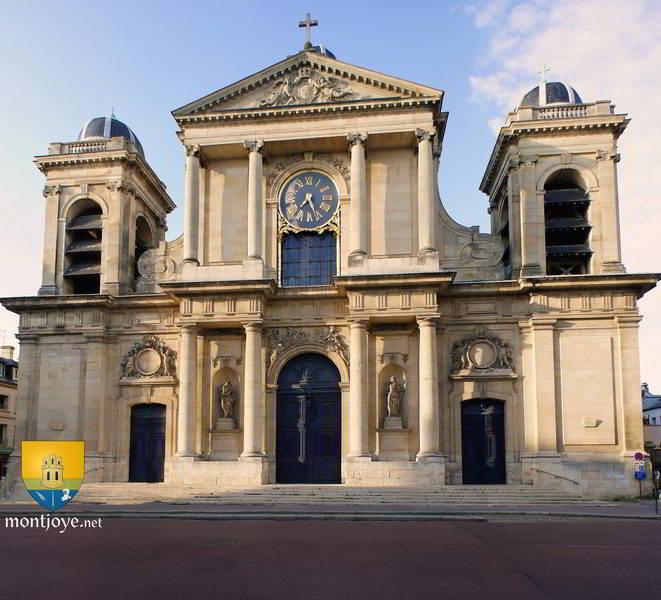 Fabuleux Notre Dame de Versailles | Yvelines - 78 - Églises QY23