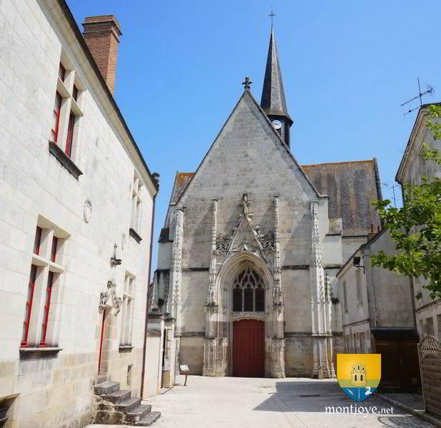 Sainte-Catherine de Fierbois, Maison du Dauphin