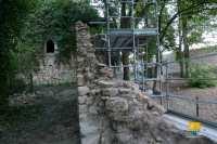 enceinte-medievale-fouille