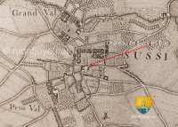 sucy-en-brie-plan-XVIIe-chateau