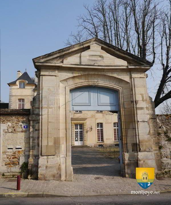 Petit ch teau de sceaux hauts de seine 92330 for Petit portail