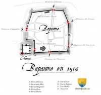 plan-bapaume-1516-chateau-ville