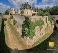 fosses-chateau-breze-renaissance