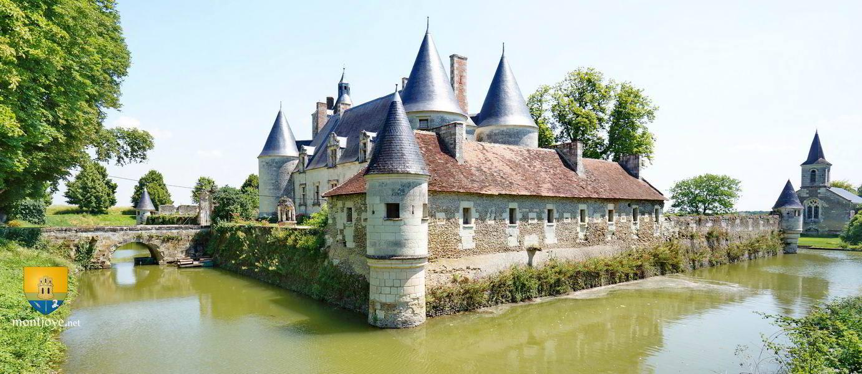 Château Martine 7 décembre - bravo Ajonc Chateau-de-coussay