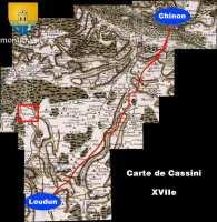 carte-cassini-loudun-chinon