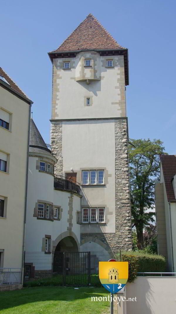 Tour du diable tour de nessel ch teau de mulhouse haut rhin 68 patrimoine - Mulhouse habitat porte du miroir ...