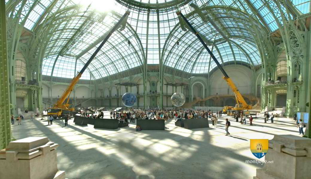 Grand palais paris patrimoine de paris - Exposition paris grand palais ...