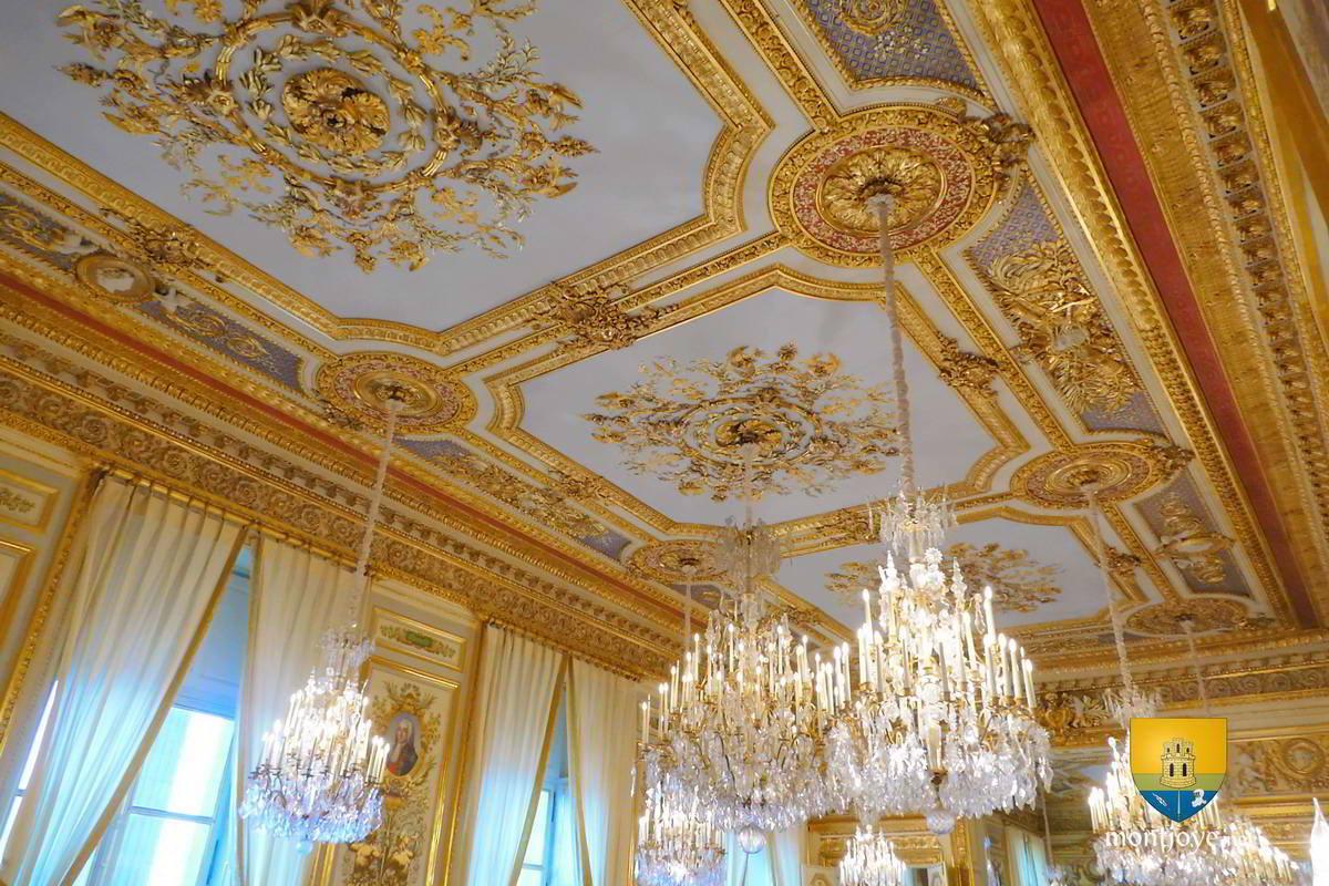 H tel de la marine patrimoine de paris restauration for Salon restauration paris