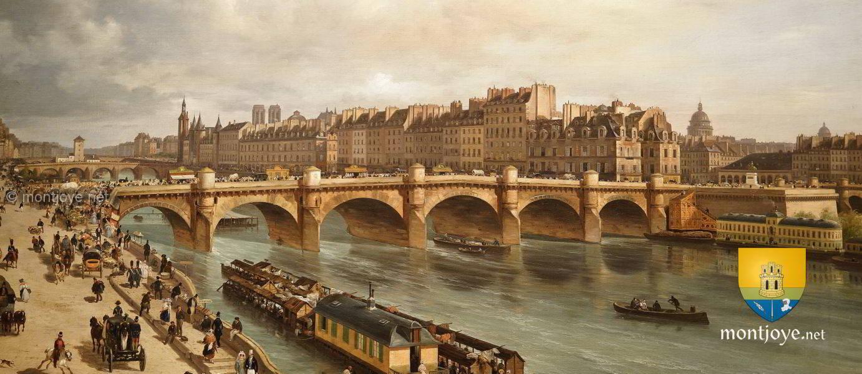 Pont neuf de paris patrimoine de paris for Neuf construction