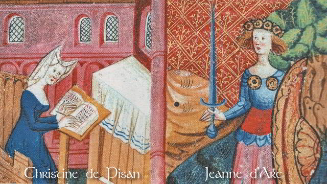 Christine de Pisan , Jeanne d'Arc, Document de 1434