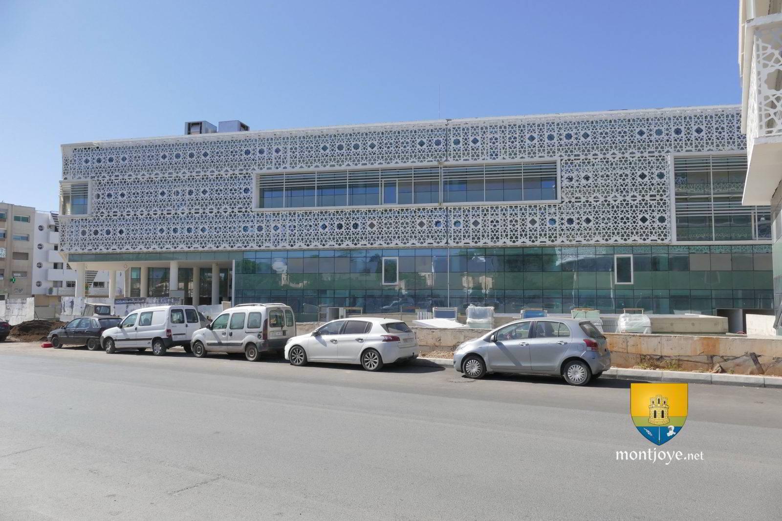 Quartiers fran ais de rabat agdal maroc ch teaux - Centre de reeducation fonctionnelle port royal ...