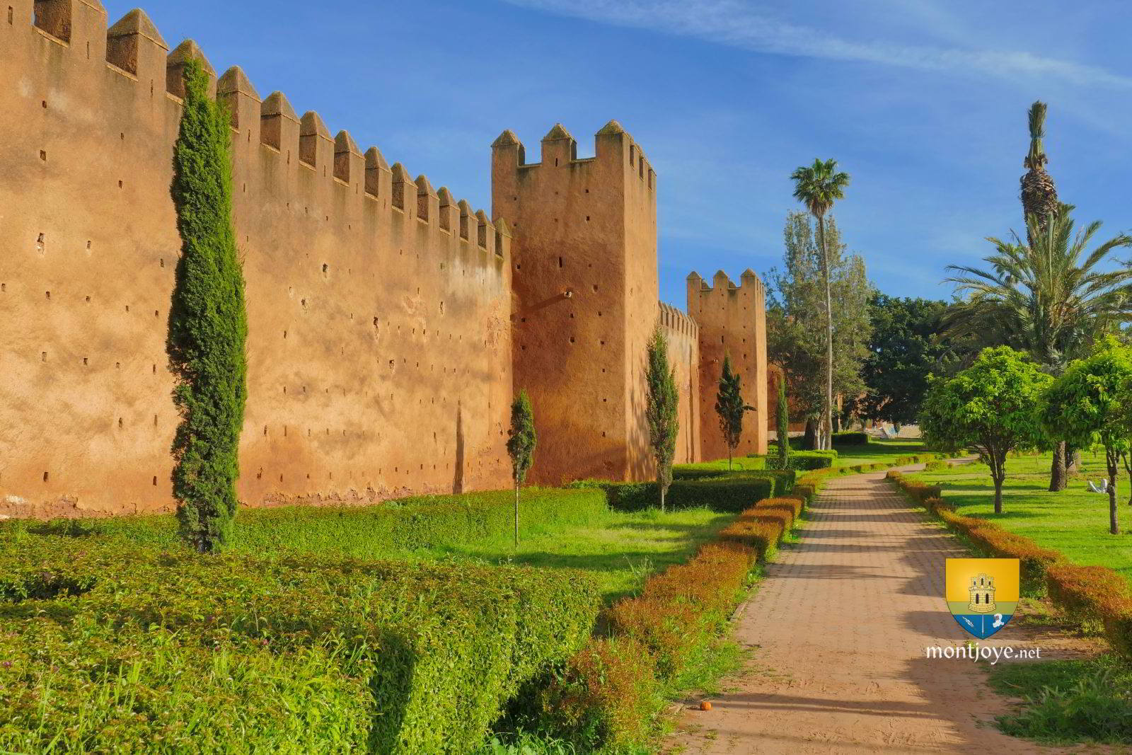 rabat remparts fortifications maroc morocco